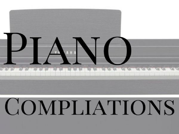 Piano Compilation Books